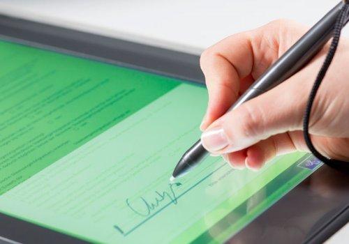 Как получают электронные подписи с 1 июля 2021 года?